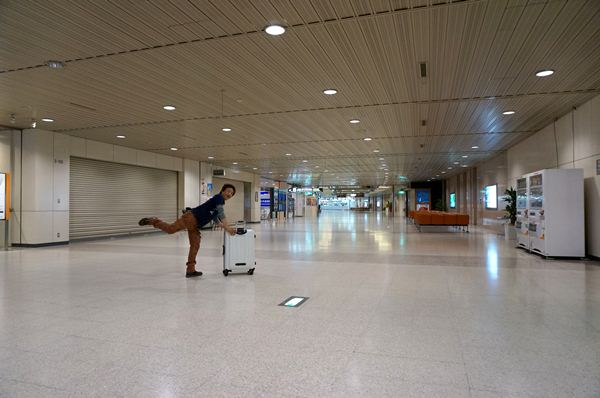 1 再び空港へ.JPG