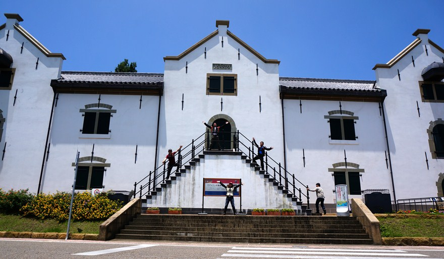 20 歴史的建築物のレプリカ.JPG