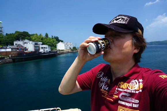 23 ビールじゃないのが残念.JPG