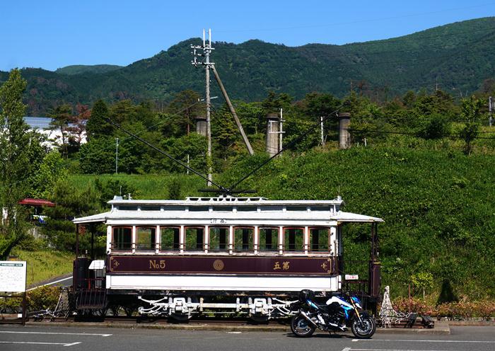 25 日本最古のチンチン電車.JPG