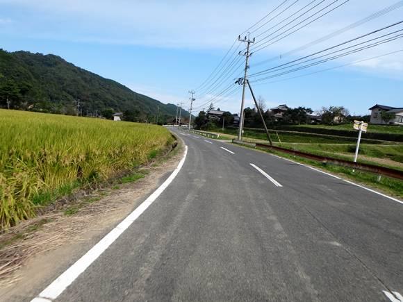 2 耶馬溪からの抜け道.JPG