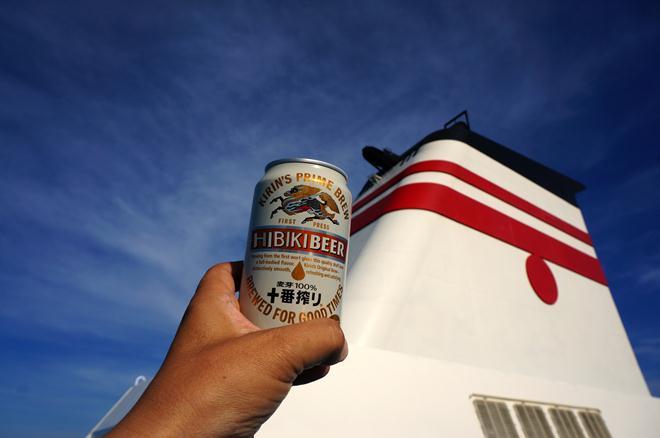 4 恒例のHIBIKIビール.jpg