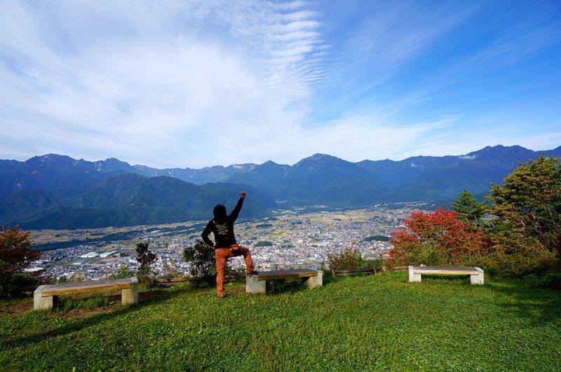 4 鷹狩山から.JPG