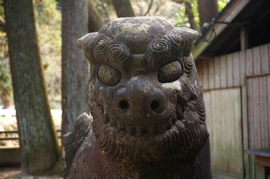6 おもすろい狛犬.JPG