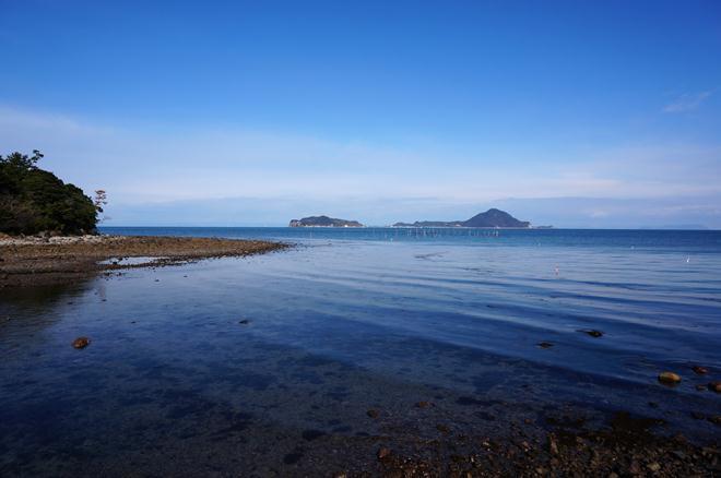 11 お尻岩は無いけど島が綺麗.JPG