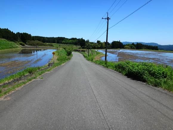 16 農道ライダーはこんな道がすき.JPG