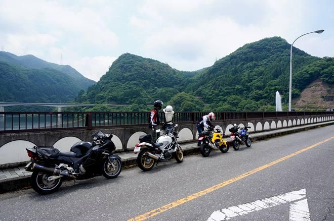 2 耶馬溪ダムです.JPG